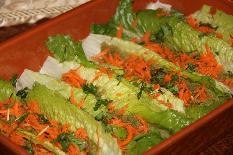 lettuce wraps vegetarian lettuce wraps thai lettuce wraps lettuce ...